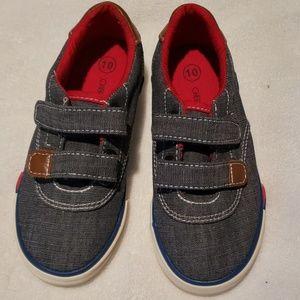 NWOT - Denim Chambray Sneakers